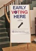 Hingham Early Voting
