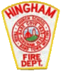 Hingham Fire Department Patch