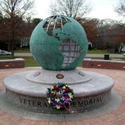 Hingham Veterans Memorial