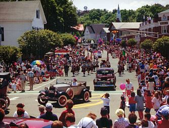 July 4th Parade - Downtown Hingham