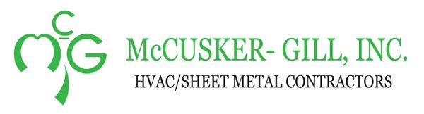 McCusker - Gill, INC. HVAC Sheet Metal Contractors