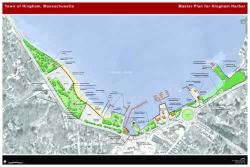 Hingham Harbor Master Plan
