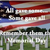 Memorial Day - All gave some, some gave all