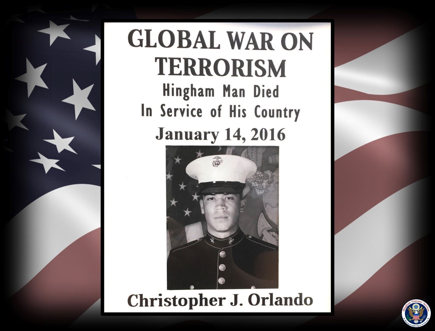 Photo of Christopher J. Orlando