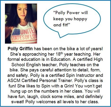 Polly Griffin