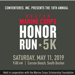 18th Annual Marine Corps Honor Run