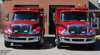 Medic 2 and Medic 3 (Front)