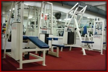 Striders Fitness Room