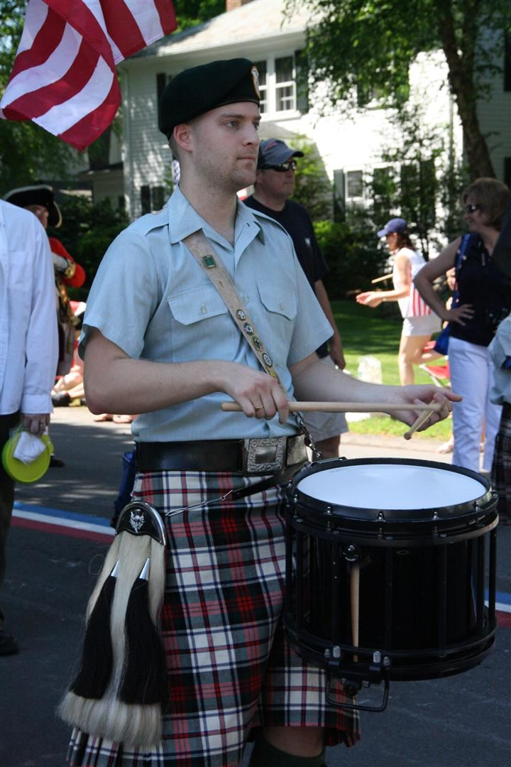 Colonial Pipers Bagpipe Band 2