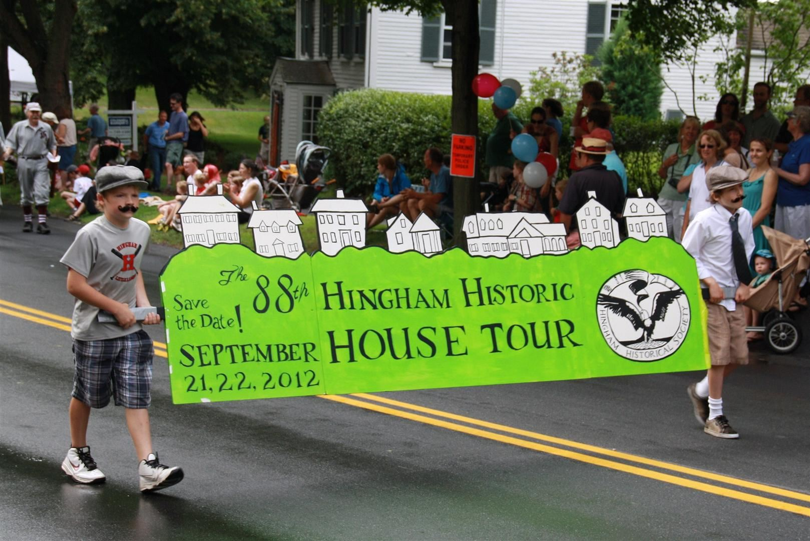 88th Hingham Historic House Tour