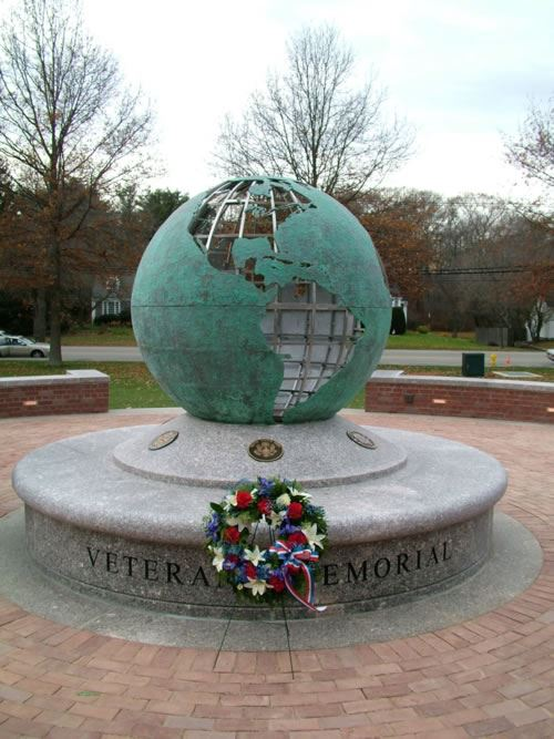 Veterans Memorial Monument