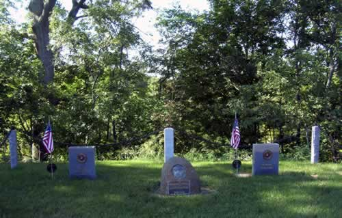 Marine Sentry Dog Graves