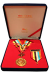Korean Ambassador of Peace Medal